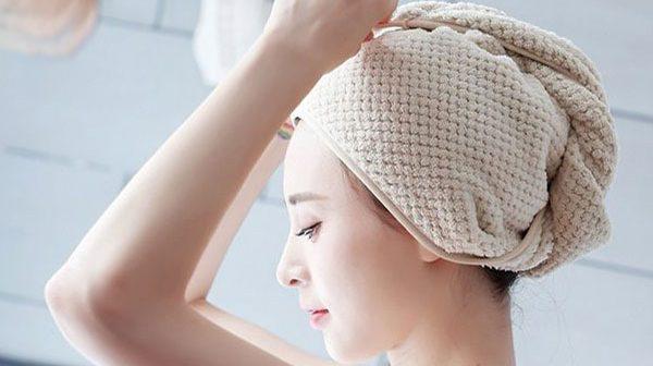 Các bước đơn giản ủ tóc tại nhà